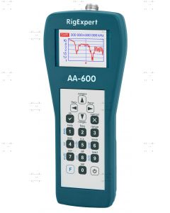 RigExpert Analyser up to 600 MHz