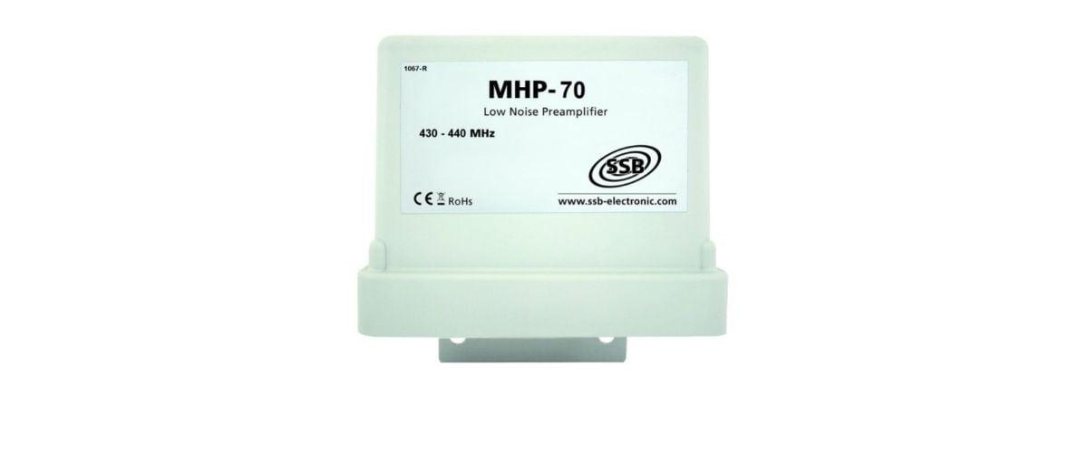 MHP-70 UHF Mast-VV 1500W
