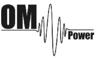 OM Power Logo